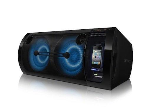 Backyard Speakers - Sony