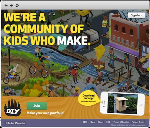 DIY App for Kids
