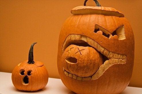 Cannibal Pumpkin