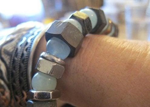 JDagmi-ElaynaTobySinger-bracelet-washers-hexnuts-beads