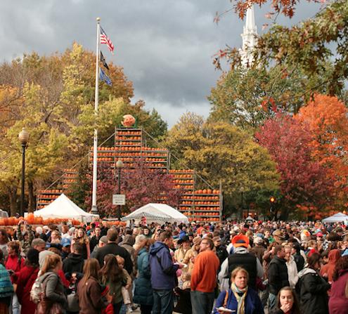 Pumpkins Festivals - Keene
