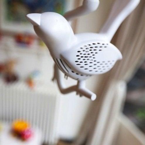 Designer Smoke Detectors - Chick-a-Dee