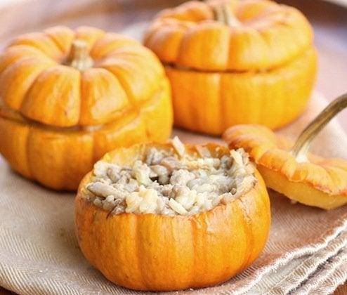 Pumpkin Bowl