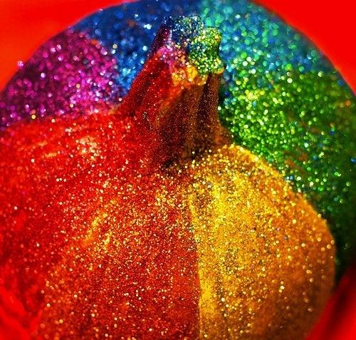 Pumpkin Glitter