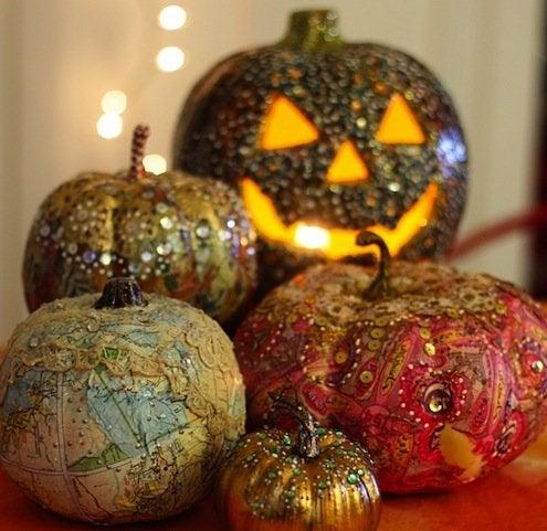 Pumpkin Liberace