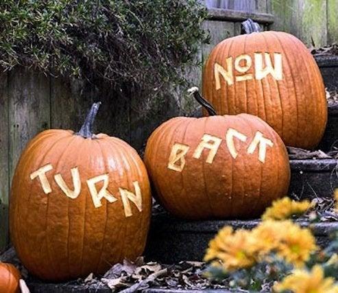 Pumpkin Message