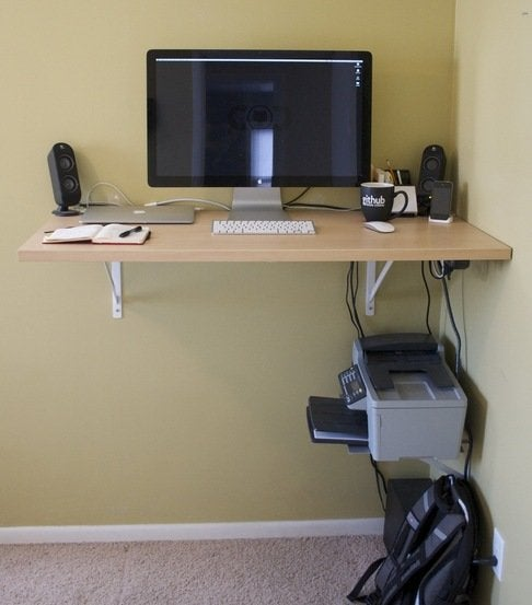 DIY Standing Desks - OpenSoul