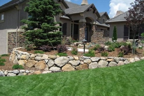 How to Repair a Retaining Wall