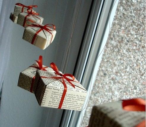 DIY Box Ornaments