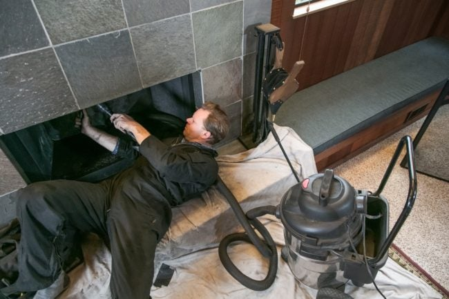 Fireplace Maintenance Must-Do: Annual Cleaning