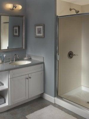Bathroom Storage - Vanity cabinet
