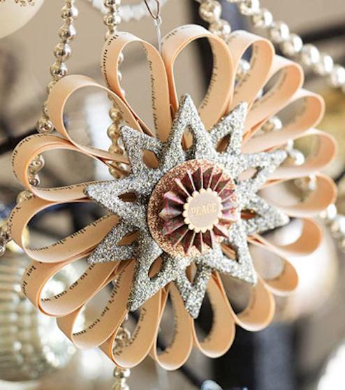 DIY Paper Ornaments