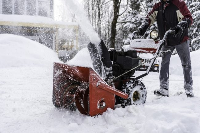 How To: Maintain a Snow Blower for Peak Performance