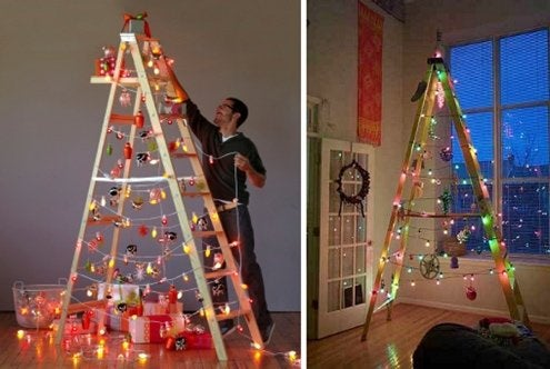 DIY Christmas Tree - CB2