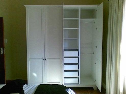 Add a Closet - Drawer Storage