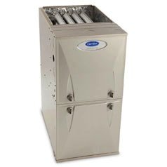 Oil or Gas Heat - Gas Furnace