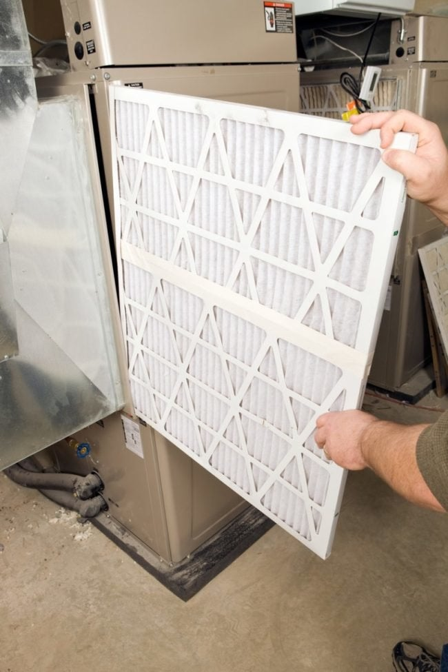 How to Change Furnace Filters