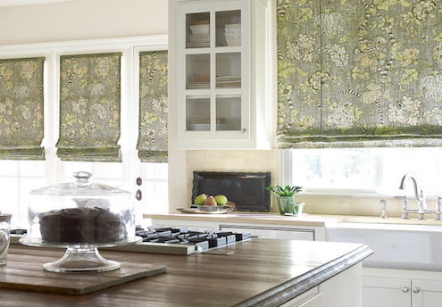 Choosing Custom Window Treatments