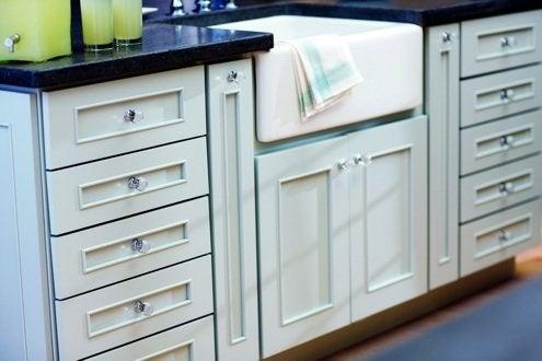 Interior Architectural Details - Cabinet Pulls