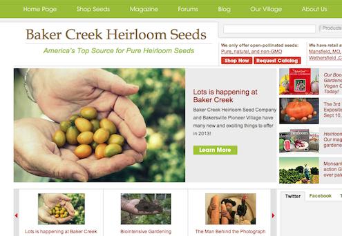 Buy Seeds - Online Vendors