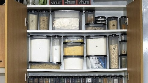 How to Organize Kitchen Cabinets - Play Tetris
