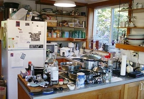 How to Organize Kitchen Cabinets