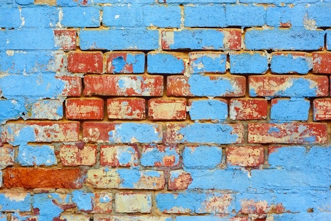 How to Paint Masonry Walls