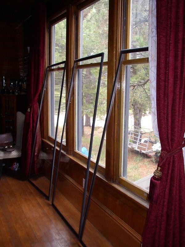 interior storm window inserts