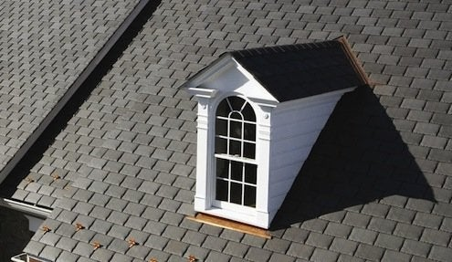 CertainTeed's Symphony Composite Slate Roofing.