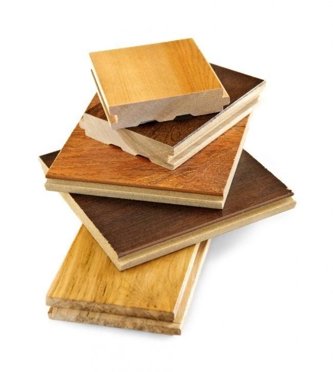Color Options in Prefinished Hardwood Flooring vs. Unfinished Flooring