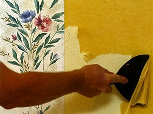 How To: Strip Wallpaper
