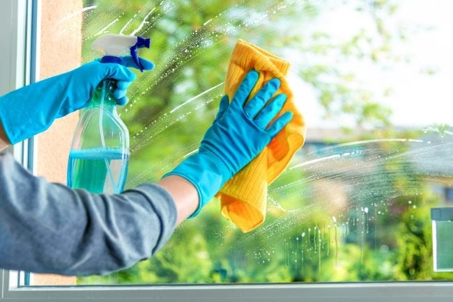 How to Clean Windows, Inside and Out