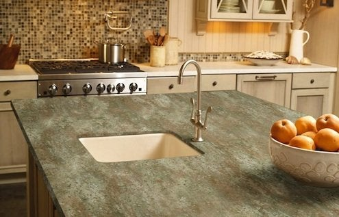 Remodeling Tips to Avoid - Solid Surface Countertop