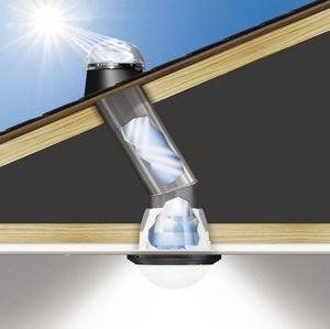Solar Tubes - LED