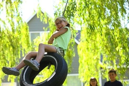 Reuse Tires - Swing