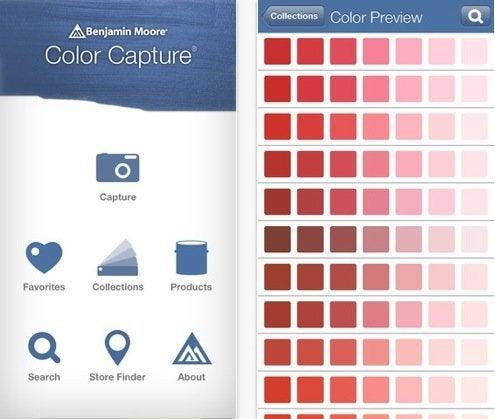 Renovation App - Color Capture