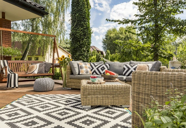Choosing the Best Outdoor Rug - Bob Vila