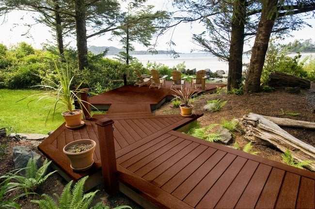 Composite Decking - MoistureShield