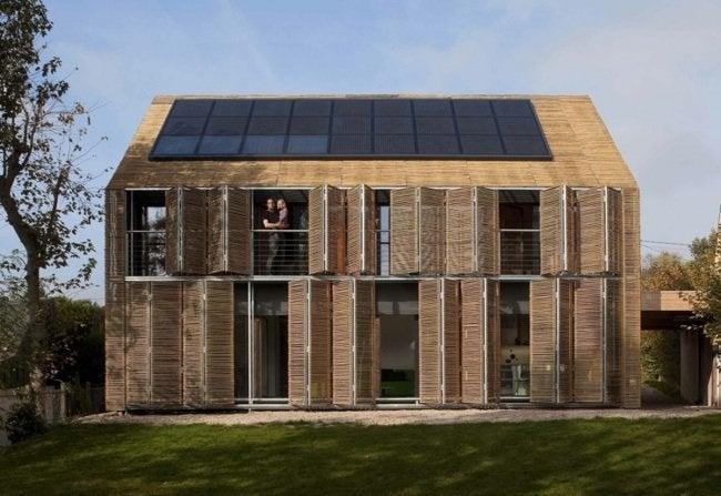 Passive Houses - France Residence