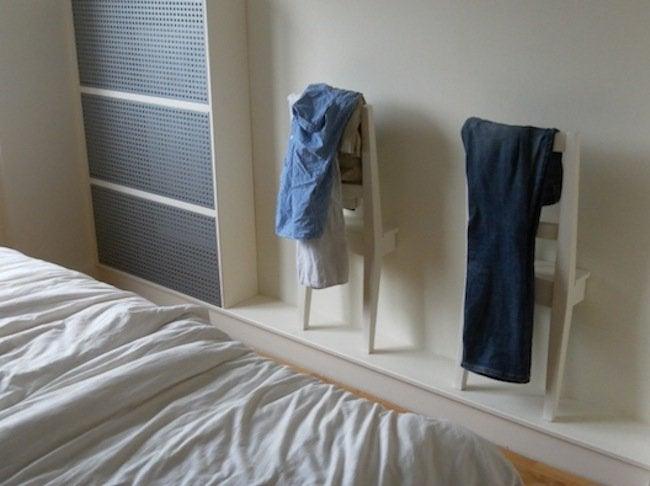 DIY Bedroom Storage - Clothes Organization