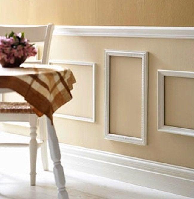 Repurpose Frames - Wall Molding