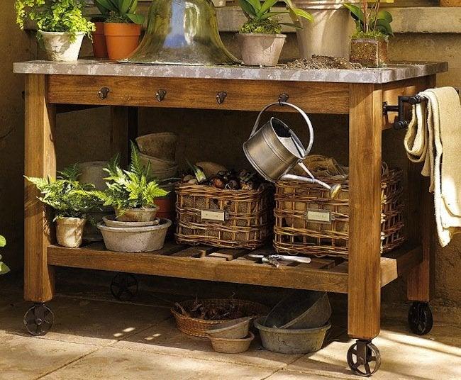 Potting-Bench