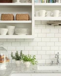 Remodeling Mistakes to Avoid - Subway Tile Backsplash