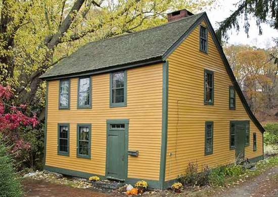 Saltbox - House Styles