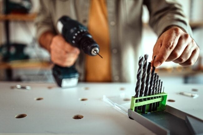 Drill Bits for Different Jobs