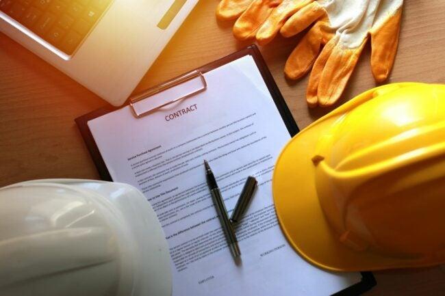 Hire a General Contractor