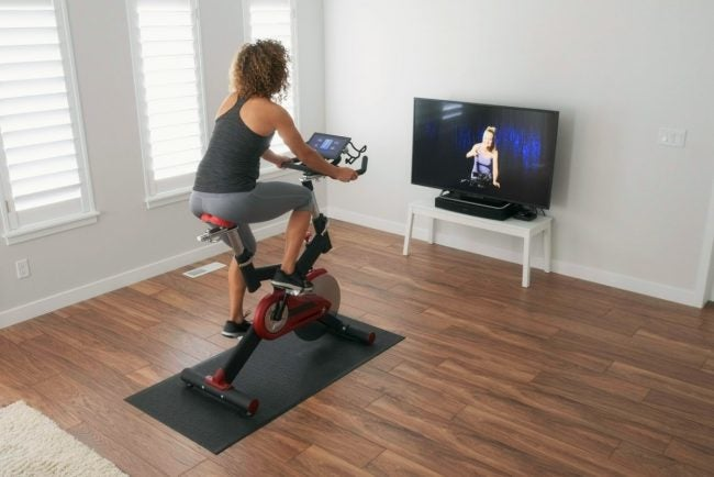 Pair Exercise Equipment with Motivational Tools in Your Home Gym