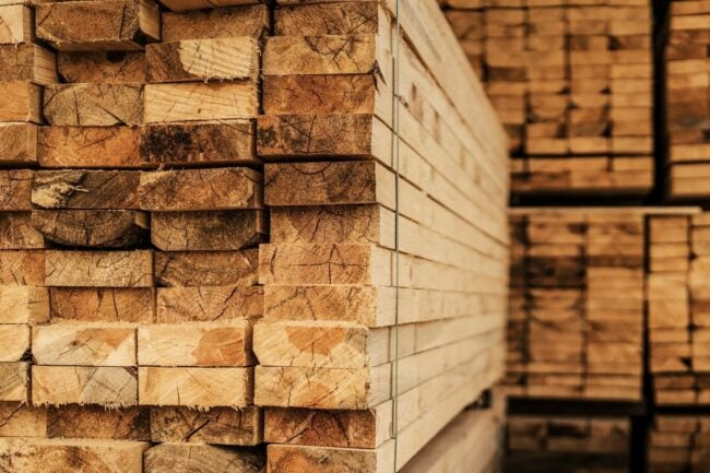 Lumber Grades and Numbers