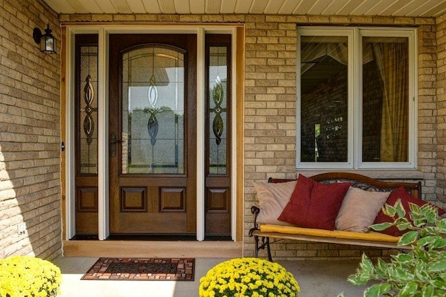 Front Door Updates - Exterior
