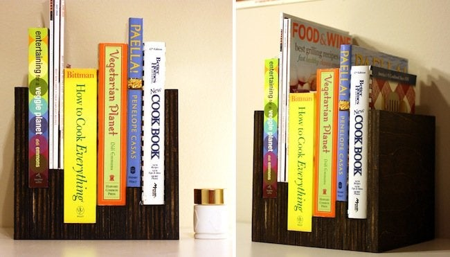 DIY Bookcases - Staggered Unit